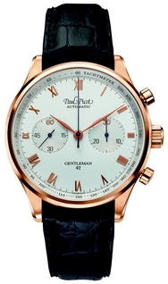 Gentleman Chronograph 42 mm 0204 84 714