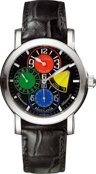 Firshire Ronde Régulateur Limited Edition 0440 SG 3011