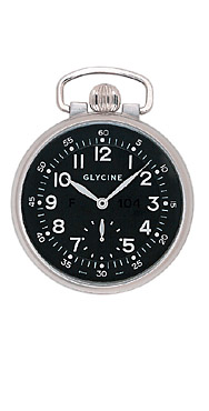 F 104 pocketwatch 3828 19AT