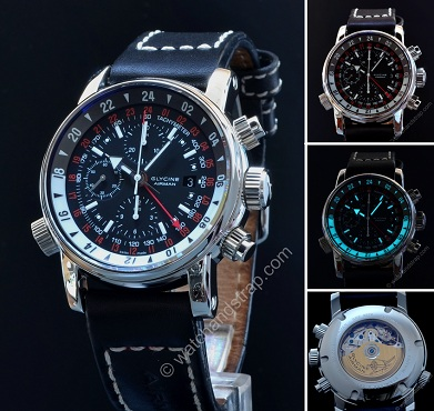 Airman Chrono 08 3876 19 LB9